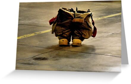 Empty Boots by SuddenJim