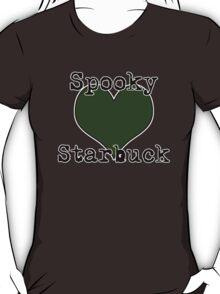 Spooky ♥ Starbuck T-Shirt