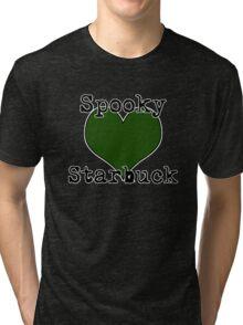 Spooky ♥ Starbuck Tri-blend T-Shirt