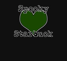 Spooky ♥ Starbuck Womens Fitted T-Shirt