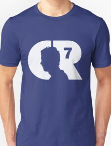 CR7 logo white T-Shirt
