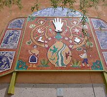 Tucson mosaic by nealbarnett