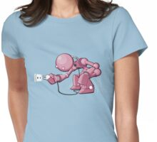 Energy Out! Womens Fitted T-Shirt