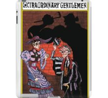 The league of Extraordinary Gentlemen  iPad Case/Skin