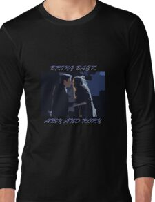 Bring Back Amy and Rory Long Sleeve T-Shirt