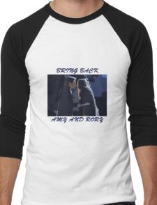 Bring Back Amy and Rory Men's Baseball ¾ T-Shirt
