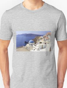 Santorini View T-Shirt