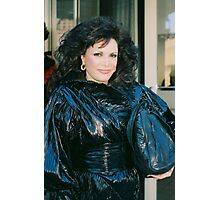 Connie Francis 1985 NYC By Jonathan Green Photographic Print