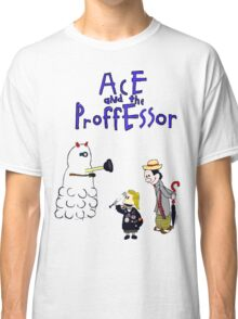 Ace and the Professor Classic T-Shirt