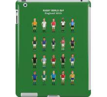Rugby iPad Case/Skin