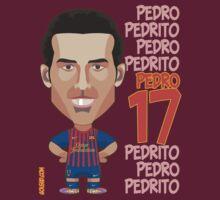 Pedro FCBarcelona 2012 by alexsantalo