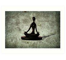 Meditation Art Print