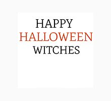 happy halloween witches Unisex T-Shirt