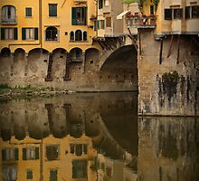 Ponte Vecchio by sionii