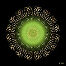 Mandala No. 92 by AlanBennington