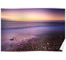 Ebb & Flow - Sunrise Poster