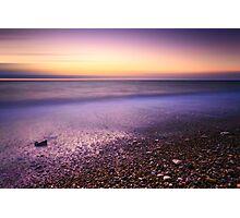 Ebb & Flow - Sunrise Photographic Print