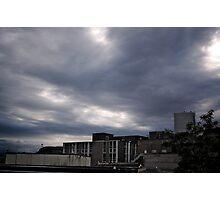 Stormy Bristol Sky Photographic Print