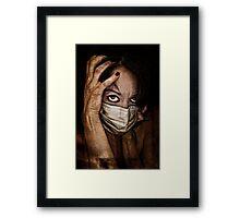 Prozac Framed Print