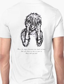 Agony - SilentCries Series T-Shirt