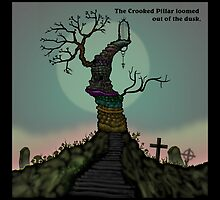 The Crooked Pillar by Charcoal76