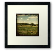 Journey Home #1 Framed Print