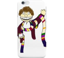 Fourth Doctor Muppet Style iPhone Case/Skin