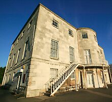The Mansion, Beckenham Place Park by John Gaffen