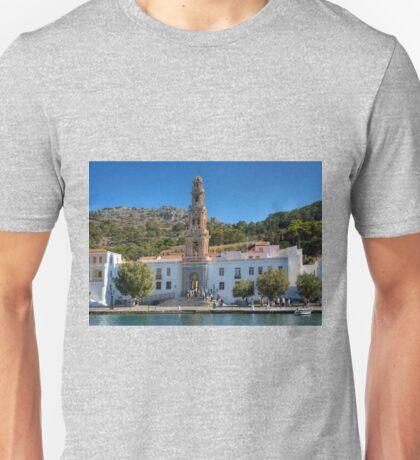 The Monastery on Symi Unisex T-Shirt