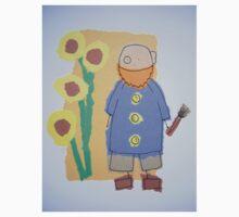 Little Artists: Van Gogh Kids Tee