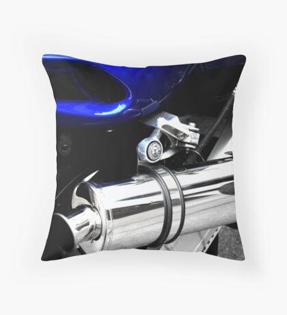 road legal Throw Pillow
