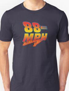 88MPH + Flames T-Shirt
