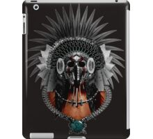 Apocalyptic chief iPad Case/Skin