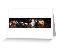 St. Mark's Place Greeting Card