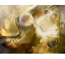 Earth Dragon Photographic Print
