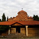 Church St Bogorodiza Perivlepta by Maria1606