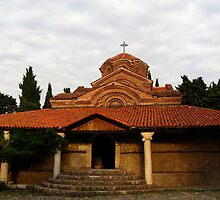 Church St Bogorodiza Perivlepta by Maria1606