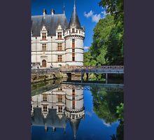 France. Azay-le-Rideau. Château d'Azay-le-Rideau. T-Shirt