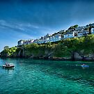 Cornwall - Looe by Simon Marsden
