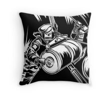 LET 'M HAVE IT! Throw Pillow