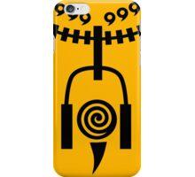 Naruto Sage Mode Fox Kyubi iPhone Case/Skin