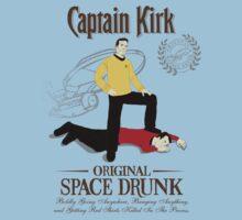 Original Space Drunk Kids Clothes