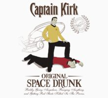 Original Space Drunk Kids Clothes