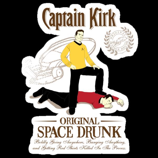 Original Space Drunk by D4N13L