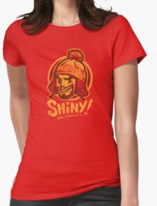 Shiny! Womens Fitted T-Shirt