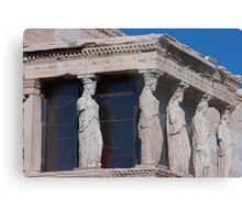 athens acropolis Metal Print