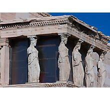 athens acropolis Photographic Print