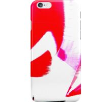 Racing yacht spinnaker and blooper iPhone Case/Skin