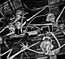 Nightmare by Mojca Savicki