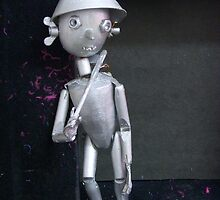 Tin Man by Nina Zabrodina
